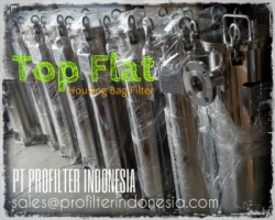 Top Flat Bag Filter Housing Membrane Indonesia  large