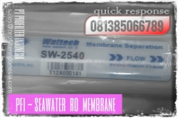Wattech SWRO Membrane Indonesia  large