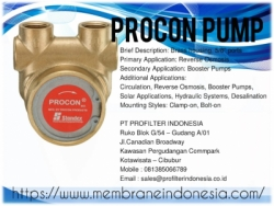 d d Procon Pump RO Membrane Indonesia  large
