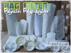 pp pe filter bag indonesia  large